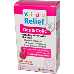 Homeolab USA Kids Relief Gas  Colic