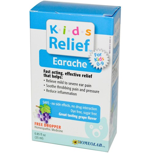 Kids Relief Earache