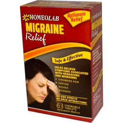 Homeolab USA Migraine Relief