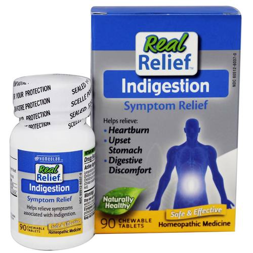 Real Relief Indigestion