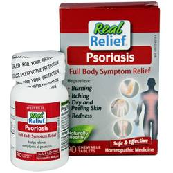 Homeolab USA Real Relief Psoriasis