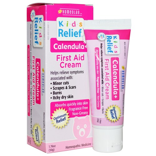 Kids Relief Calendula + Pain Cream
