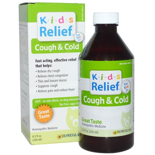Kids Relief Cough  Cold