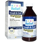 Homeolab USA Kids Relief Cough  Cold Nighttime Formula