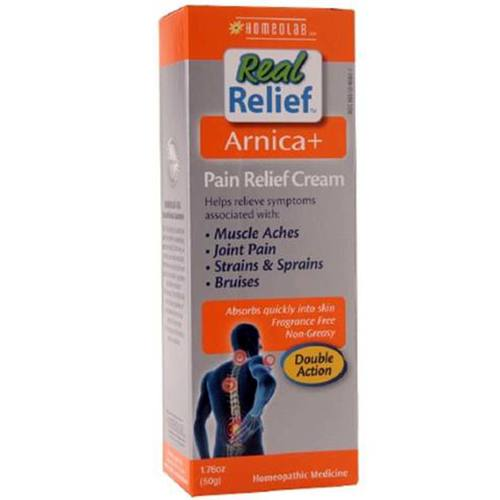 Real Relief Arnica Pain Cream