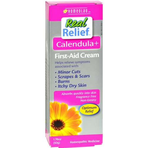 Real Relief Calendula+ First Aid Cream