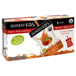 Honest Tea Organic Juice Pouches