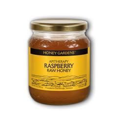 Honey Gardens Raspberry Raw Honey