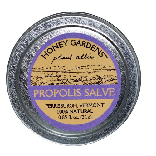 Apitherapy Honey House Propolis Salve