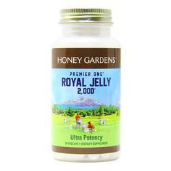 Honey Gardens Royal Jelly 2000 mg