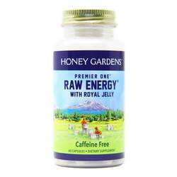 Honey Gardens Premier One Raw Energy 450 mg Caffeine Free