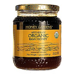 Honey Gardens Organic Raw Honey