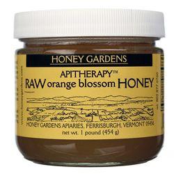Honey Gardens Orange Blossom Raw Honey