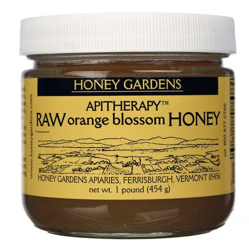 Orange Blossom Raw Honey