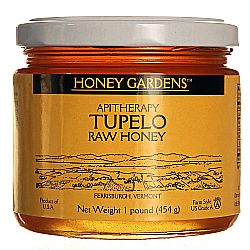 Honey Gardens Tupelo Raw Honey