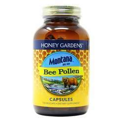 Honey Gardens Bee Pollen 500 mg