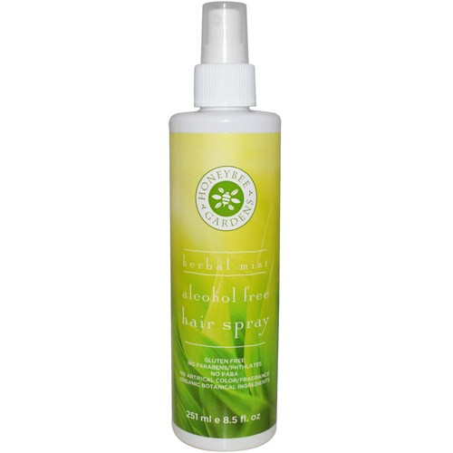 Alcohol Free Hair Spray
