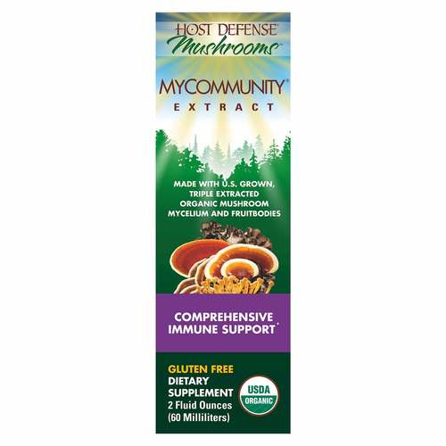 Host Defense Mushrooms MyCommunity® Extract 60 ml - 350556_front.jpg