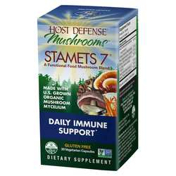 Host Defense Stamets 7 - Daily Immune Support