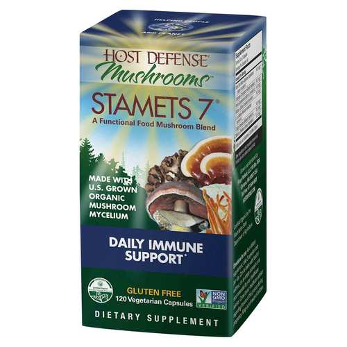 Stamets 7 - Daily Immune Support