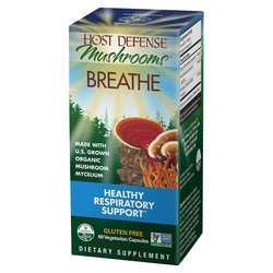 Host Defense Breathe - Healthy Respiratory Support