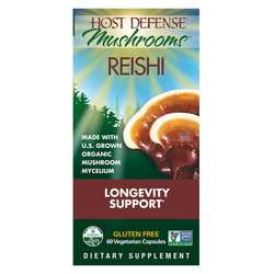 Host Defense Reishi - Longevity Support