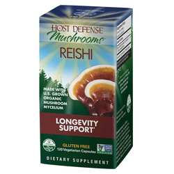 Host Defense Reishi - Longevity Support