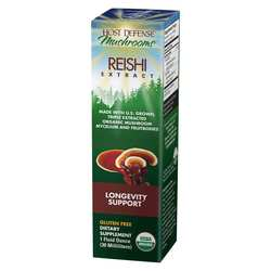 Host Defense Reishi Extract - Longevity Support