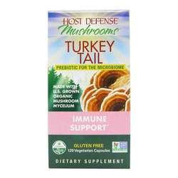 Host Defense Turkey Tail - Immune Support