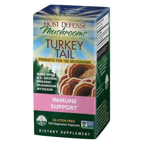 Turkey Tail - Immune Support