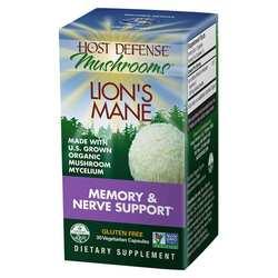 Host Defense Lion's Mane - Memory  Nerve Support