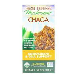 Host Defense Chaga - Antioxidant  DNA Support