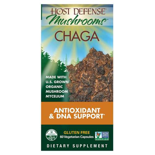 Chaga - Antioxidant  DNA Support