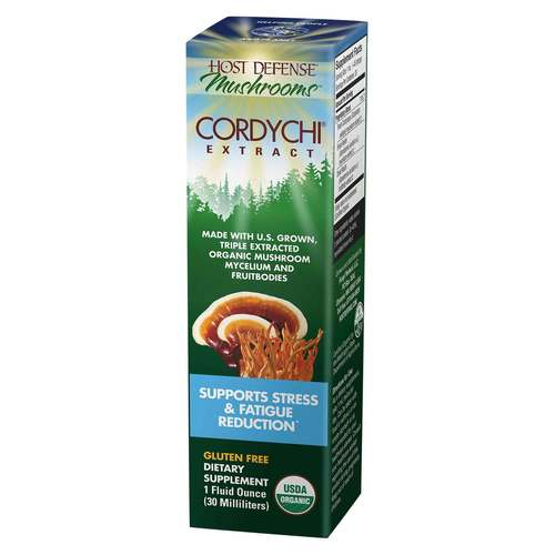 Cordychi Extract - Supports Stress  Fatigue Reduction