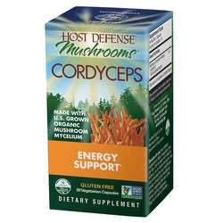 Host Defense Cordyceps - Energy Support