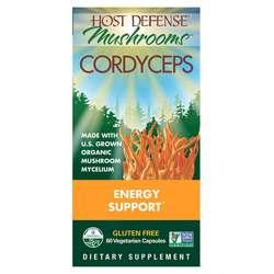 Host Defense Cordyceps - Energy Support