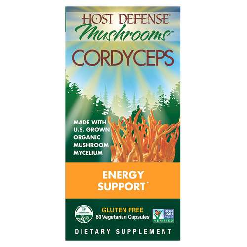 Cordyceps - Energy Support