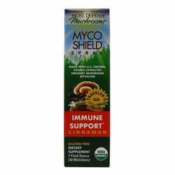 Host Defense Myco Shield Spray - Immune Support - Cinnamon