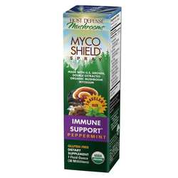 Host Defense Myco Shield Spray - Immune Support - Peppermint