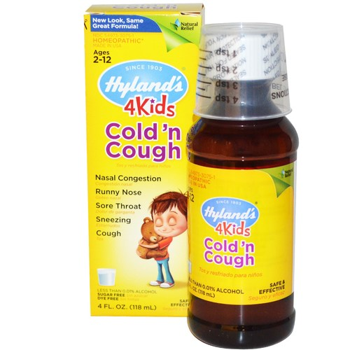 4 Kids Cold 'n Cough