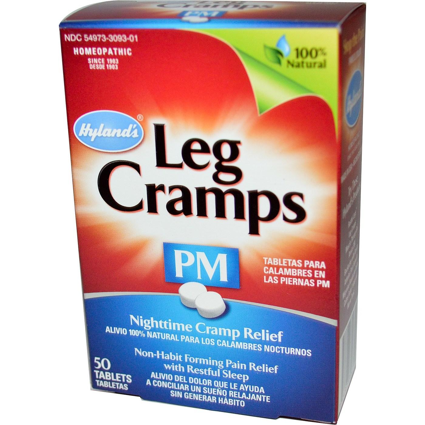 hylands cãibras nas pernas creme walgreens