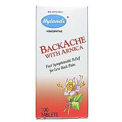 Hyland's Back Ache wArnica