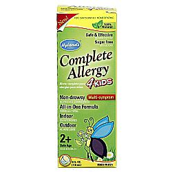 Hyland's Complete Allergy 4 Kids
