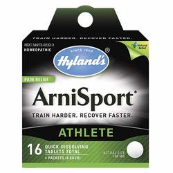 Hyland's ArniSport Arnica Muscle Pain Relief for Post Workout Recovery