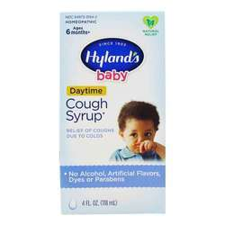 Hyland's Baby Cough Syrup
