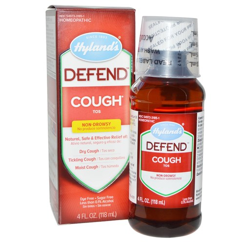 Defend Cough Syrup