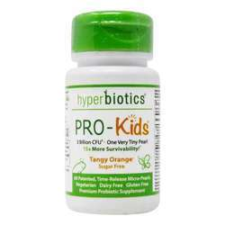 Hyperbiotics PRO-Kids Tangy Orange Flavor