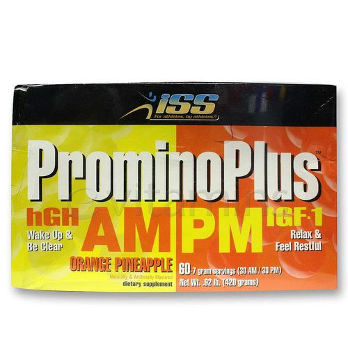 Promino Plus AM/PM HGH/IGF-1, Orange Pineapple
