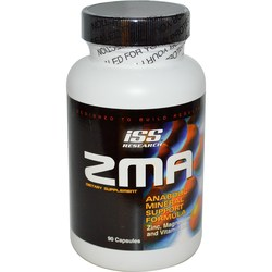 ISS Research ZMA