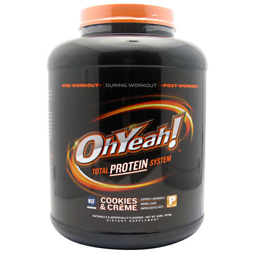 Oh Yeah! Total Protein System